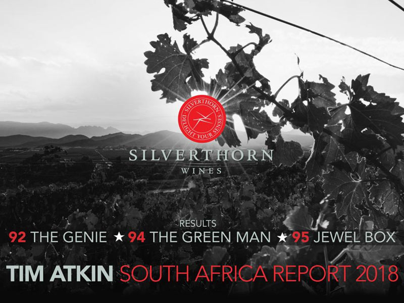 Sliverthorn excels at the 2018 Tim Atkin Report